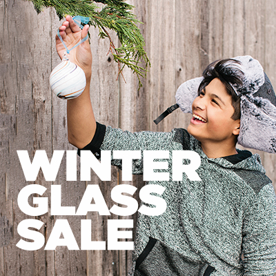 2018 Winter Glass Sale