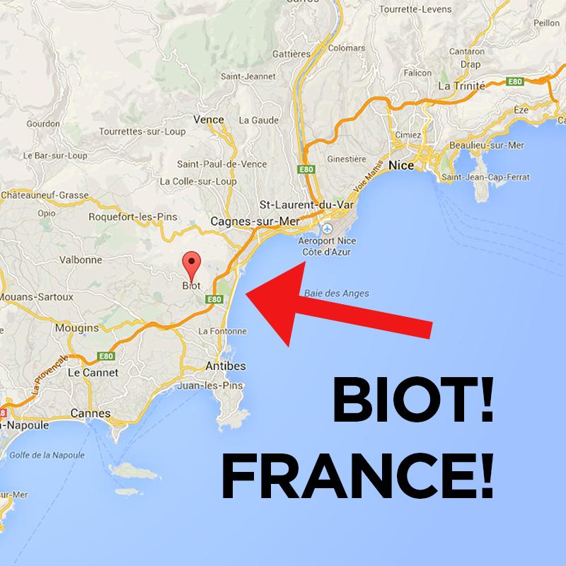 Biot Map