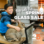 Spring Glass 2019 Web Events Image